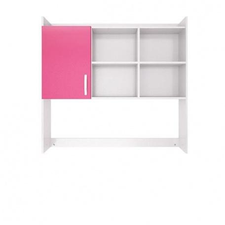 Надстройка для стола Ниагара розовая