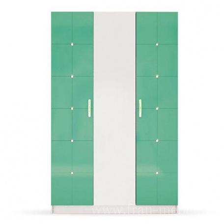 Шкаф Ниагара салатовая