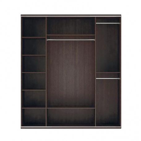 Шкаф 4-х дверный Палермо