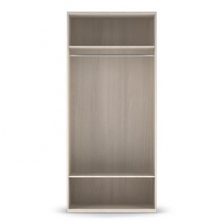 Шкаф 2-х дверный (корпус) Сорренто