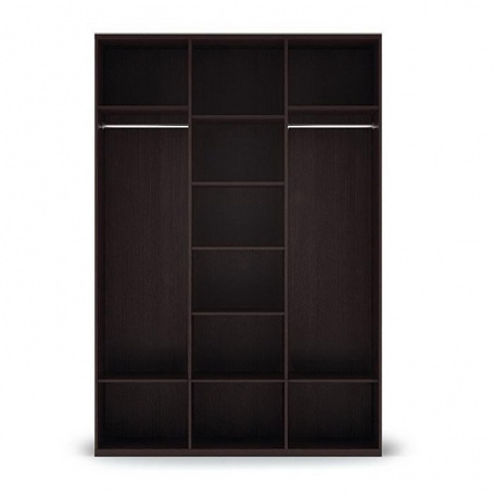 Шкаф 3-х дверный (корпус) Парма