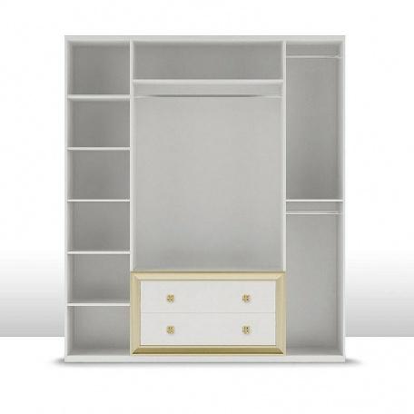Шкаф 4-х дверный Прато