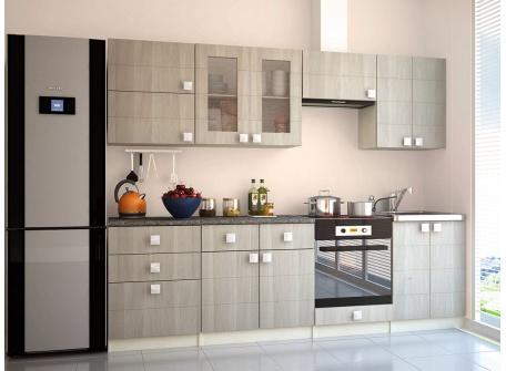 Кухня Квадро композиция-2