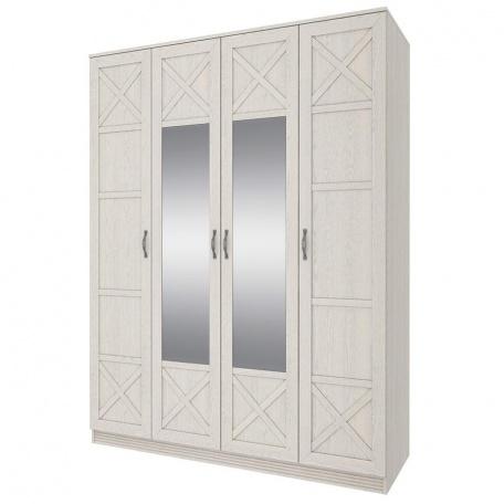 Шкаф 4-х дверный Лозанна