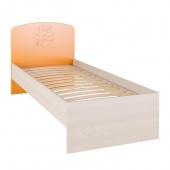 Кровать 204см Маугли оранж