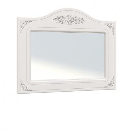 Зеркало с аркой Ассоль белая