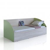 Кровать Ларс салатовый