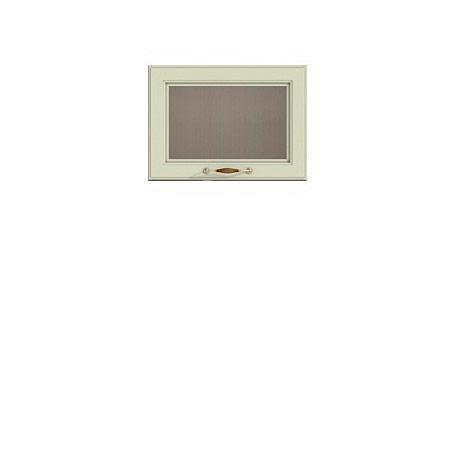 Полка-витрина/360 Барбара люкс салатовая