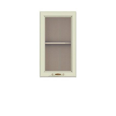 Полка-витрина 400/720 Барбара люкс салатовая