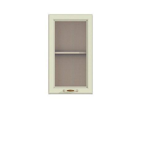 Полка-витрина 450/720 Барбара люкс салатовая