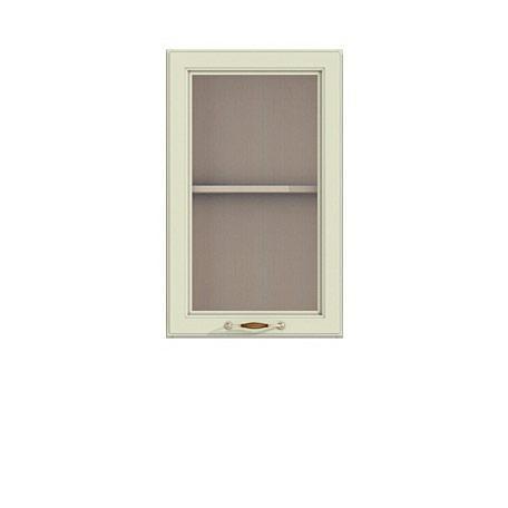 Полка-витрина 500/720 Барбара люкс салатовая