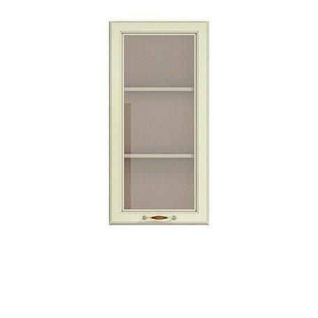 Полка-витрина 400/920 Барбара люкс салатовая