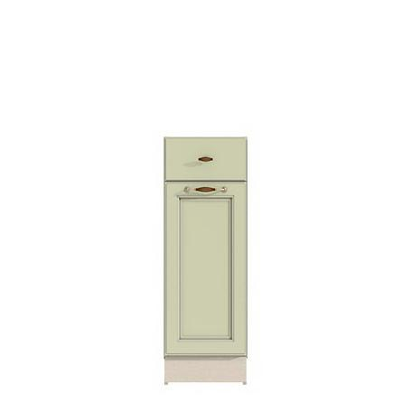 Стол 300 (1 ящ.+1 дв.) Барбара люкс салатовая