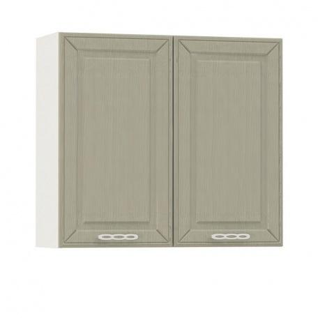 Шкаф навесной Маргарита 800 (2 двери)