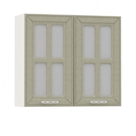 Шкаф-витрина Маргарита 800 (2 двери)