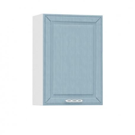 Шкаф навесной 500 Маргарита голубая