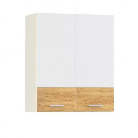 Шкаф навесной 600 Адель (2 двери)