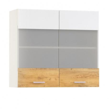 Шкаф-витрина Адель 800 (2 двери)