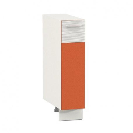Стол 200 Жанна оранжевая