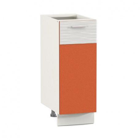 Стол 300 Жанна оранжевая