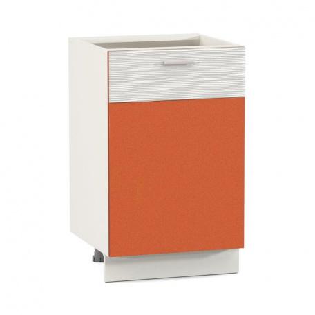 Стол 500 Жанна оранжевая