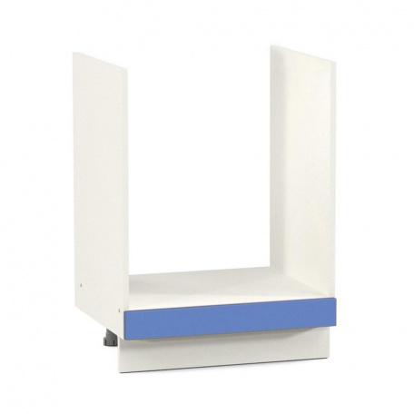 Стол 600 Жанна голубая под духовой шкаф
