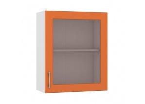 Шкаф-витрина 600 Сандра манго