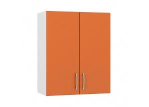 Шкаф навесной 600 Сандра манго (2 двери)