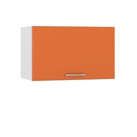 Шкаф горизонтальный 600 Сандра манго (1 дверь)
