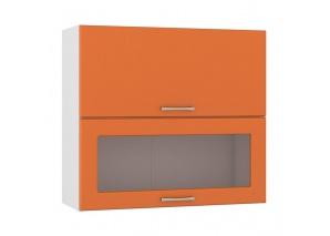 Шкаф горизонтальный 800 Сандра манго (1 гл.дверь