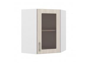 Шкаф-витрина угловой Катрин