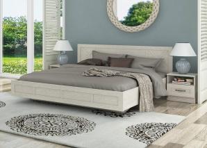 Кровать и две тумбы Лозанна