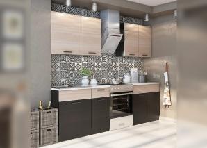 Кухня Дуэт комплектация-1