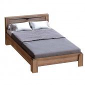 Кровать 1800 Соренто дуб стирлинг