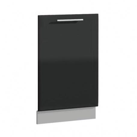 Фасад для ПММ 45 см Комфорт черный