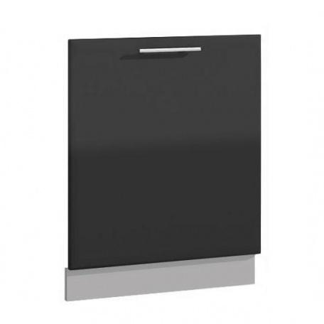 Фасад для ПММ 60 см Комфорт черный