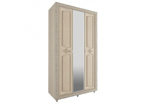 Шкаф 3-х дверный Калипсо туя N-25