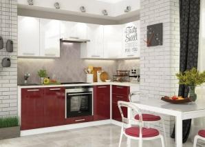 Кухня Хелена вишня