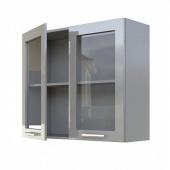 Полка-витрина 800 Барбара (высота 720)