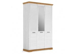 Шкаф трёхдверный Кантри