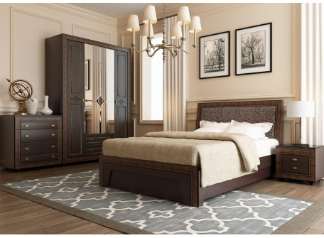 Спальня Калипсо венге