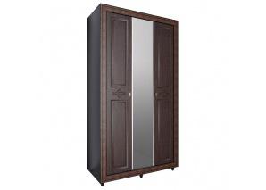Шкаф 3-х дверный Калипсо венге N-25