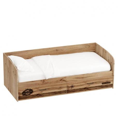 Кровать-тахта с ящиками Фрегат
