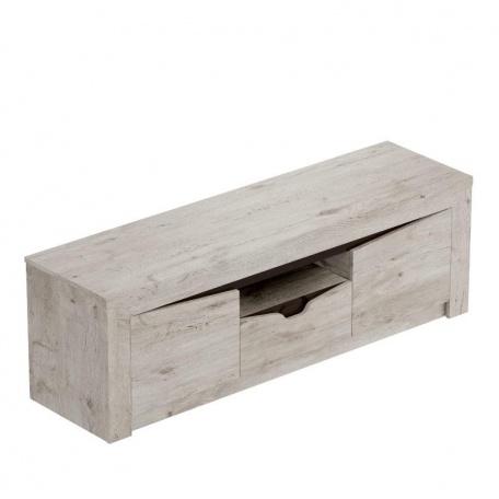 Тумба ТВ Соренто дуб бонифаций с 2-мя дверцами и ящиком