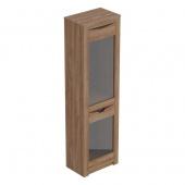 Шкаф-витрина Соренто дуб стирлинг