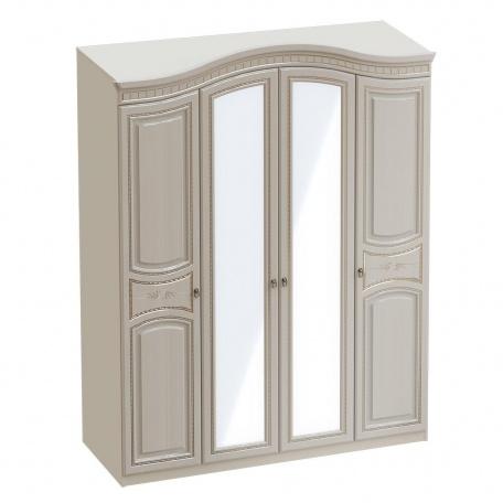 Шкаф четырёхдверный Николь