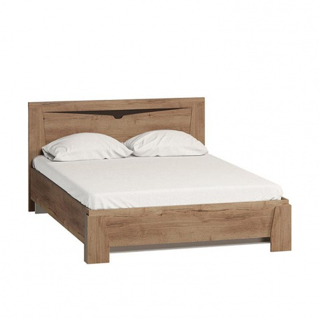 Кровать 1400 Гарда дуб галифакс табак
