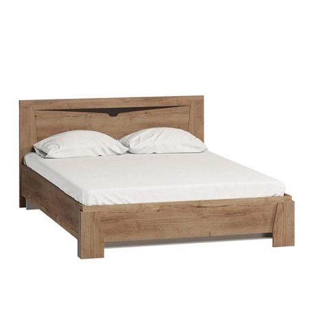 Кровать 1600 Гарда дуб галифакс табак