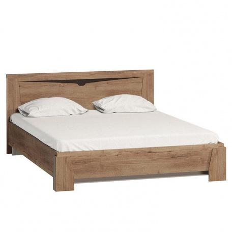 Кровать 1800 Гарда дуб галифакс табак