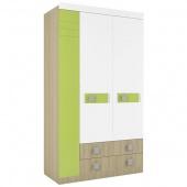 Шкаф 3-х дверный Стиль 1150 (с ящиками)